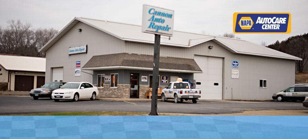 CannonAutoRepair Building